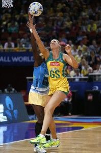 Netball World Cup 2015 Day Two Australian Diamonds v Barbados