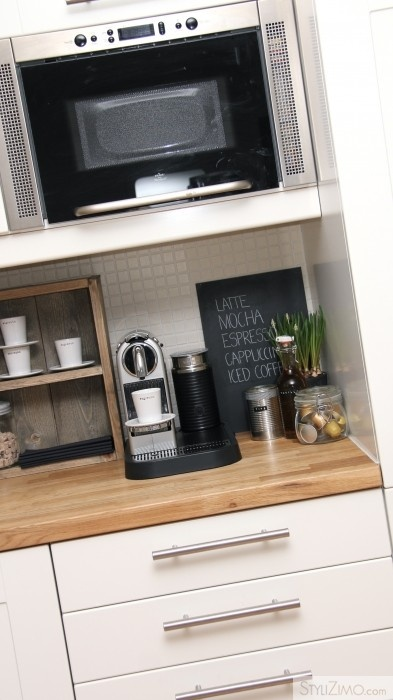 Great Coffee Station! Idea