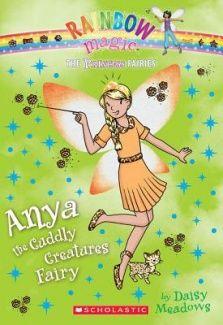 Princess Fairies #3: Anya the Cuddly Creatures Fairy: A Rainbow Magic Book (Princess Fairies)