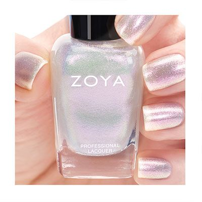 Zoya Nail Polish in Leia from the Petals Collection Spring 2016