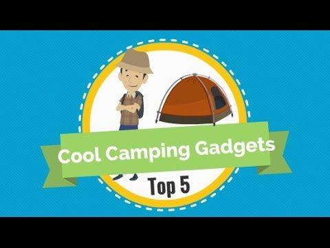 Top 5 Cool Camping Gadgets 2016 | My Smart Gadget