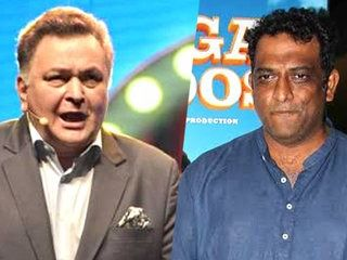 Rishi Kapoor ANGRY On Jagga Jasoos Director Anurag Basu