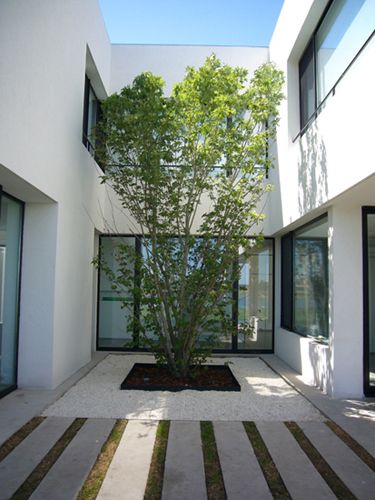casas con patios - Buscar con Google