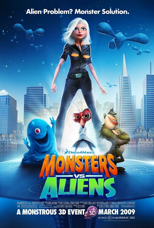 Though it doesn't approach the depth of the best animated films, Monsters Vs. Aliens has enough humor and special effects to entertain moviegoers of all ages.