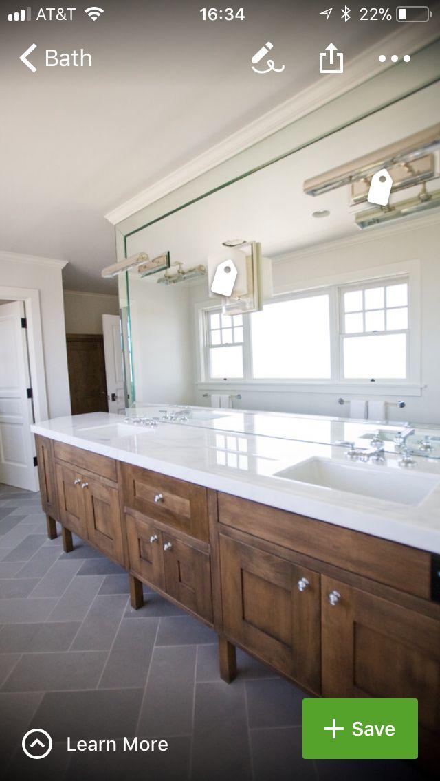 bathroom cabinet online design tool%0A alexia dives posted herringbone pattern on bathroom floor tilemaster  bathroom tile to their bath ideas postboard via the Juxtapost bookmarklet