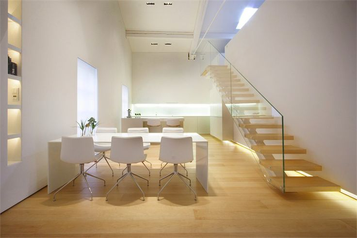 I love white and light wood, clean bright classic and natural