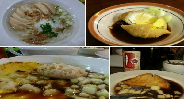 Kuliner Pempek Ny Kamto Bandung Pempek Asli 10 Ulu Palembang