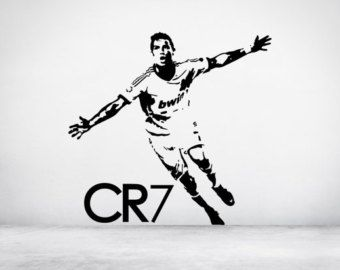 voetballer cristiano ronaldo cr7 real madrid portugal