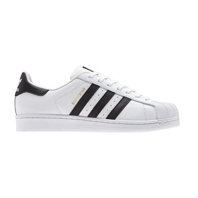 ADIDAS SUPERSTAR  (BLACK STRIPES)