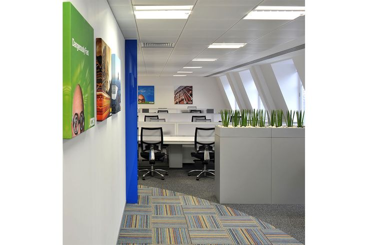 References - Offices - Jade - London, UK, 2014 | Sitland Spa