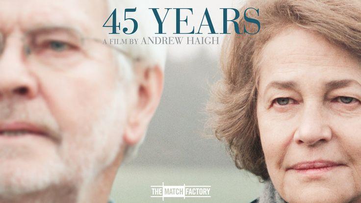 45 YEARS- Soon in Cinemas - http://gamesify.co/45-years-soon-in-cinemas/