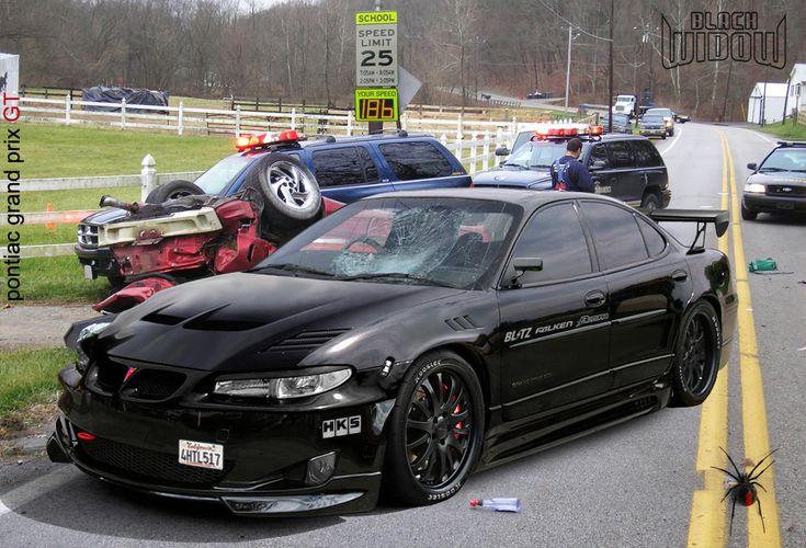 DeviantArt: More Like Pontiac Grand Prix GT by praveen897