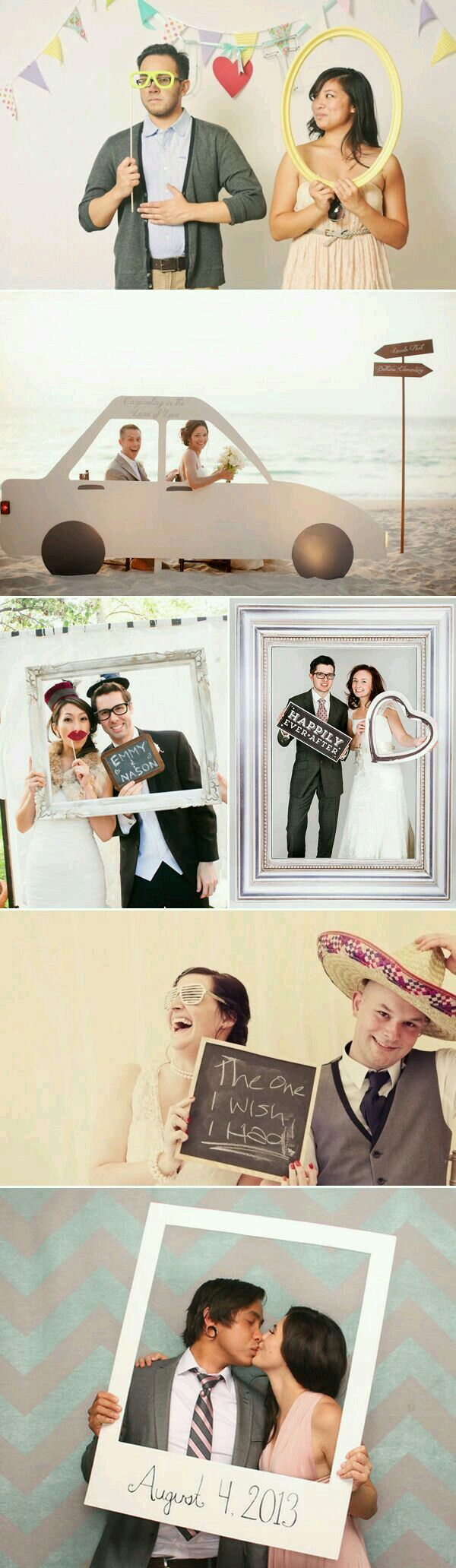 wedding photo booth props printable%0A Always a crowd please having an adorable Photo Booth  Heres some creative  photo booth ideas that will capture those fun memories