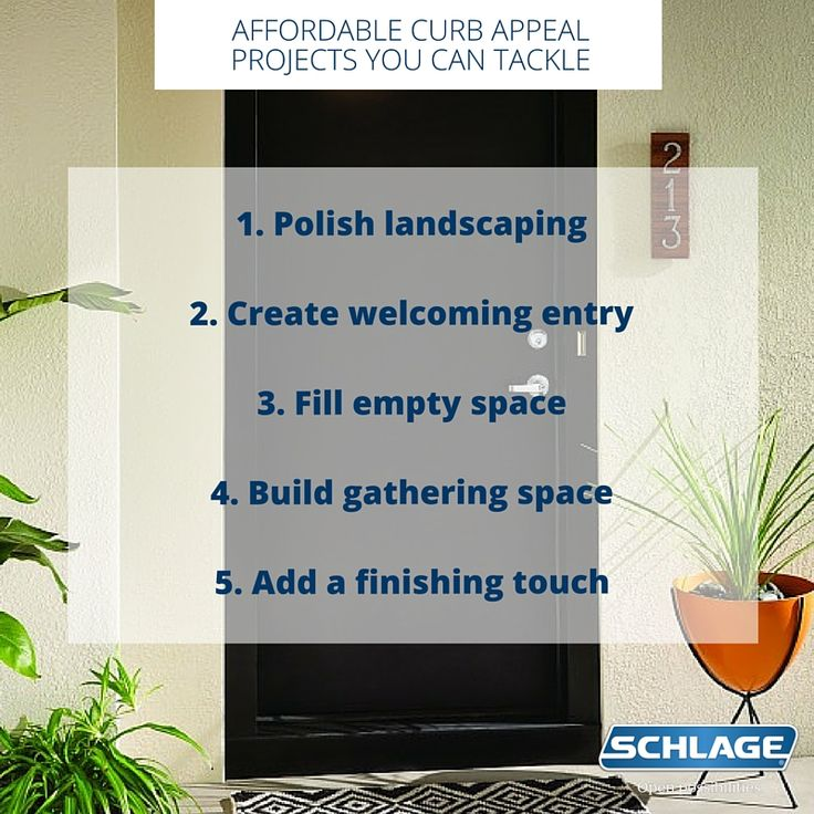 11 Best Schlage Curb Appeal Contest Images On Pinterest