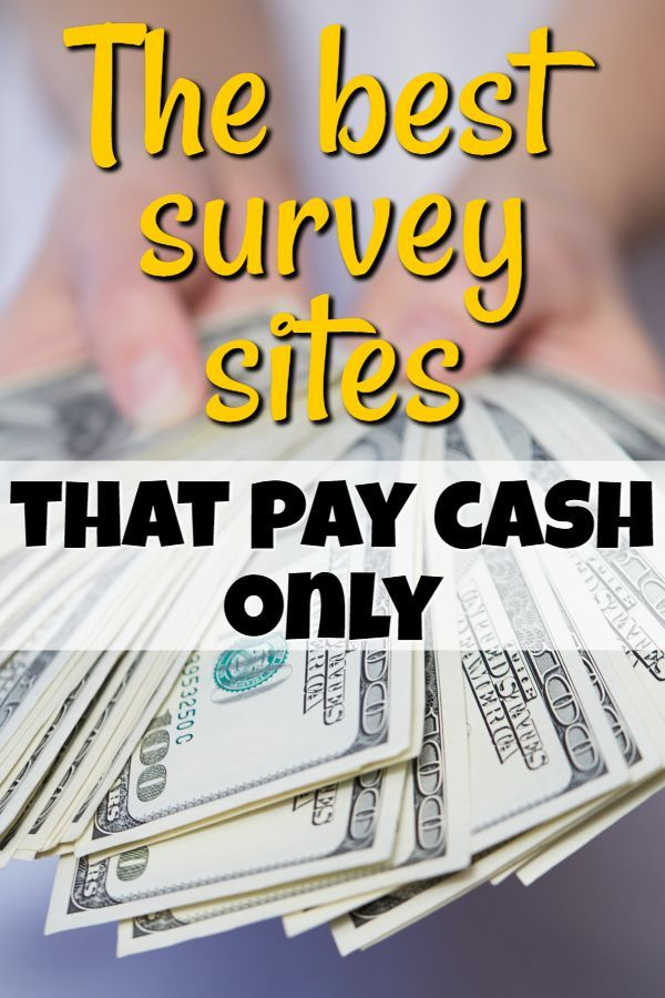 Take Surveys For Cash Only Make Up To 1000 Mo With These Survey