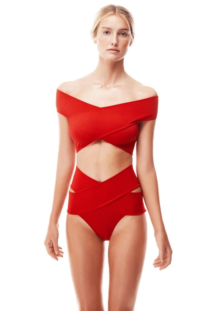 $11.89 (Buy here: https://alitems.com/g/1e8d114494ebda23ff8b16525dc3e8/?i=5&ulp=https%3A%2F%2Fwww.aliexpress.com%2Fitem%2FSwimsuit-Women-Red-Swimwear-Women-2016-Sexy-Strapless-Biquini-Beach-Wear-Cut-Out-Bikinis-High-Waist%2F32708750730.html ) Swimsuit Women Red Swimwear Women 2016 Sexy Strapless Biquini Beach Wear Cut Out Bikinis High Waist Bandage Swimsuit for just $11.89