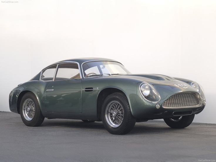 aston martin zagato. The first car Ercole Spada designed. Iconic.