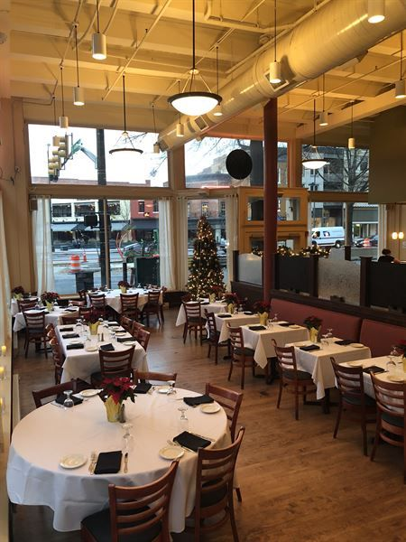 Twenty Seven Is A Lively European Bistro Located In Downtown