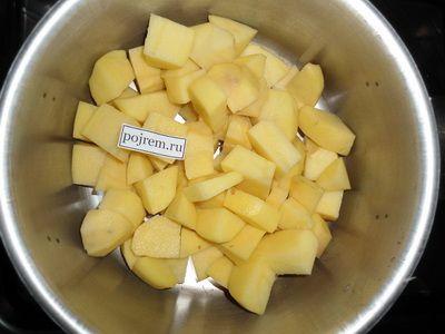 Картофельное пюре - рецепт с фото