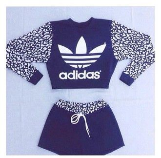 Buy Adidas Crop Top Sweater Off64 Discounted