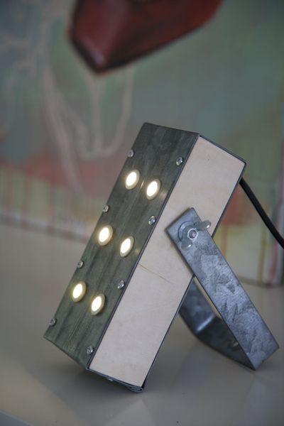 400 E Lamp by Henrik Enbom