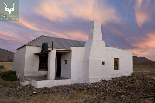De Zyfer Tankwa Karoo National Park