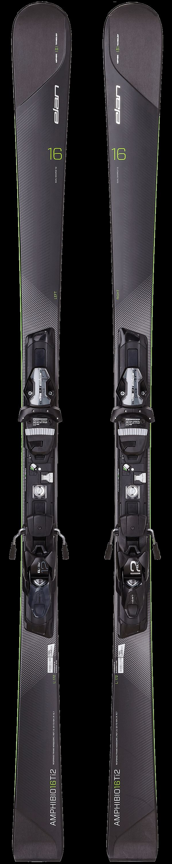 Amphibio 4D - Elan Skis - The most awarded series on the market and the core of our ski collection.