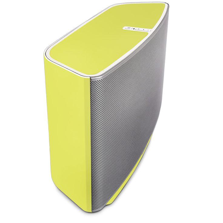 Sonos Zubehör für deinen Sonos Play 5: Nude-Neon Green Colour Edition.  Mehr exklusives Sonos Zubehör für Sonos Player bei playstyler.de!