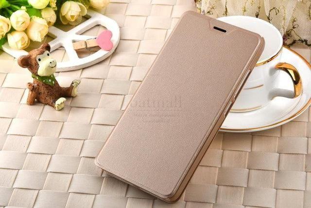 Luxury PU Leather Smart Flip Cover For Xiaomi Redmi Note 4 Pro Case Stand Function MI Xaomi Redmi 4 Pro 4A Note 4X Prime