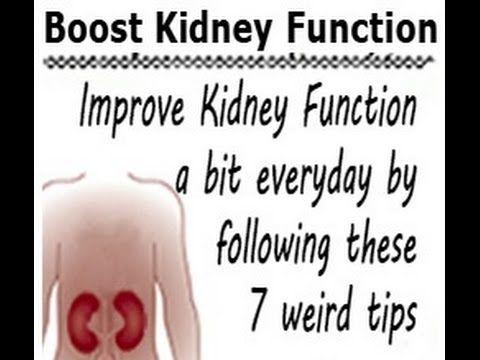 Heal Kidney Disease Naturally