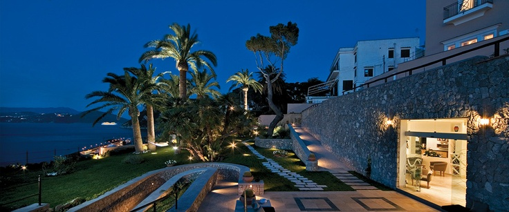 New on Tablet - Villa Marina Capri - would also love to visit
