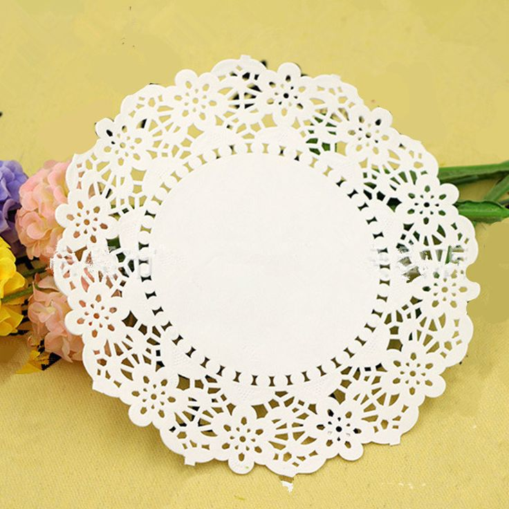 Vintage Wedding Table Decoration Favor 130/160Pcs White Round Lace Paper Doilies Coasters Cake Cookies Wrapper Placemat Mat-in Mats & Pads from Home & Garden on Aliexpress.com | Alibaba Group