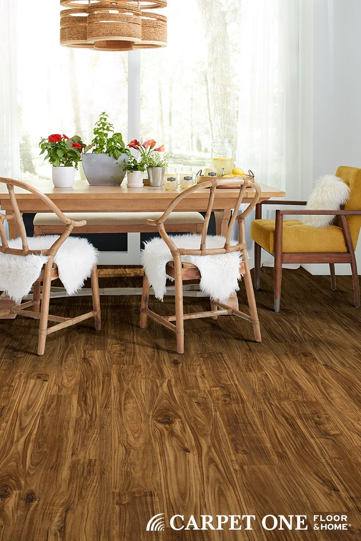 Get the look you really want. Luxury Vinyl Tile available in the shape and size of wood planks (sometimes referred to as Luxury Vinyl Plank) so that when they're installed, you get even closer to the look a wood floor.  Invincible Luxury Vinyl Tile available at Carpet One.