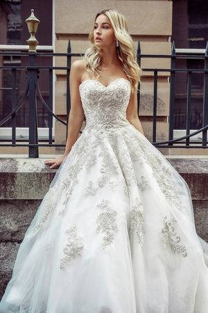 Wedding Dress - Desi | M1716L