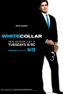 White Collar (2009) Poster - really enjoyed this, but only season 1 on netflix