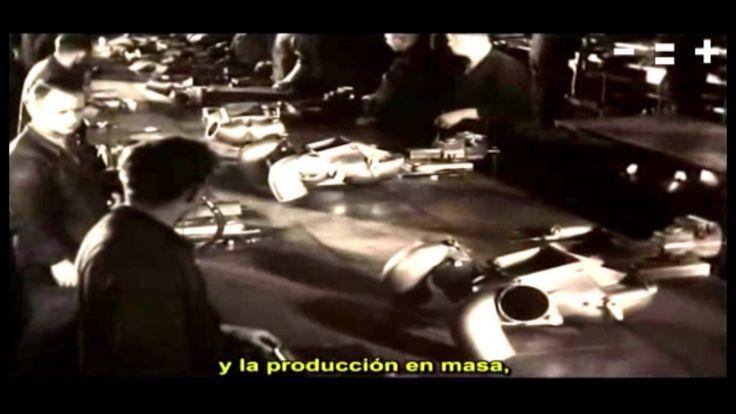"""¨Less is more"""", documental sobre la Bauhaus y su gran influencia en la configuración del siglo XX."""