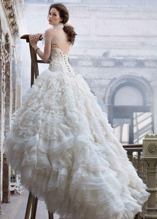 Mejores 254 imágenes de Bella Novia en Pinterest | Peinados de novia ...