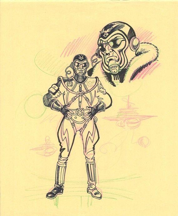 Magnus - I Briganti - Il comandante -La Folgore- Studio