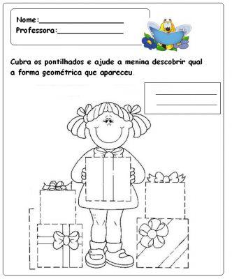 Atividades para pré-escolar - 21