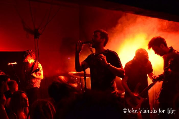 Bombing The Avenue @ six dogs 22/05/15