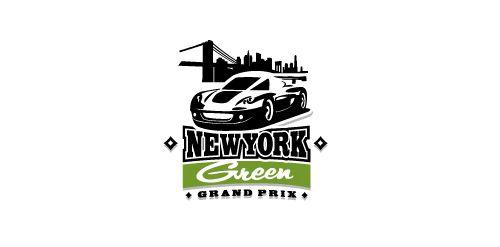 Нью-Йорк Зеленый логотип
