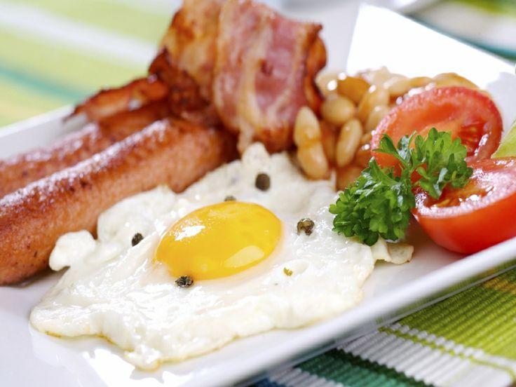 Full Irish Breakfast - Dublino