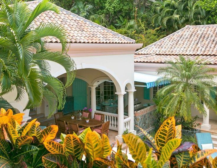 ABD Virjin Adaları'nda Muhteşem Malikane