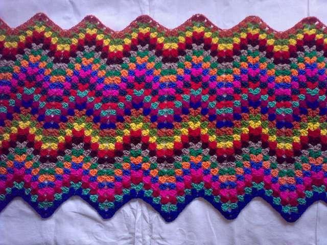 215 best CROCHET - GRANNY RIPPLE images on Pinterest   Crochet ...