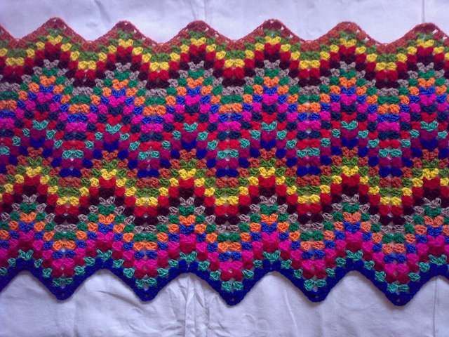 Crochet Stitches Granny Ripple : 1000+ images about Stripes and ripples on Pinterest