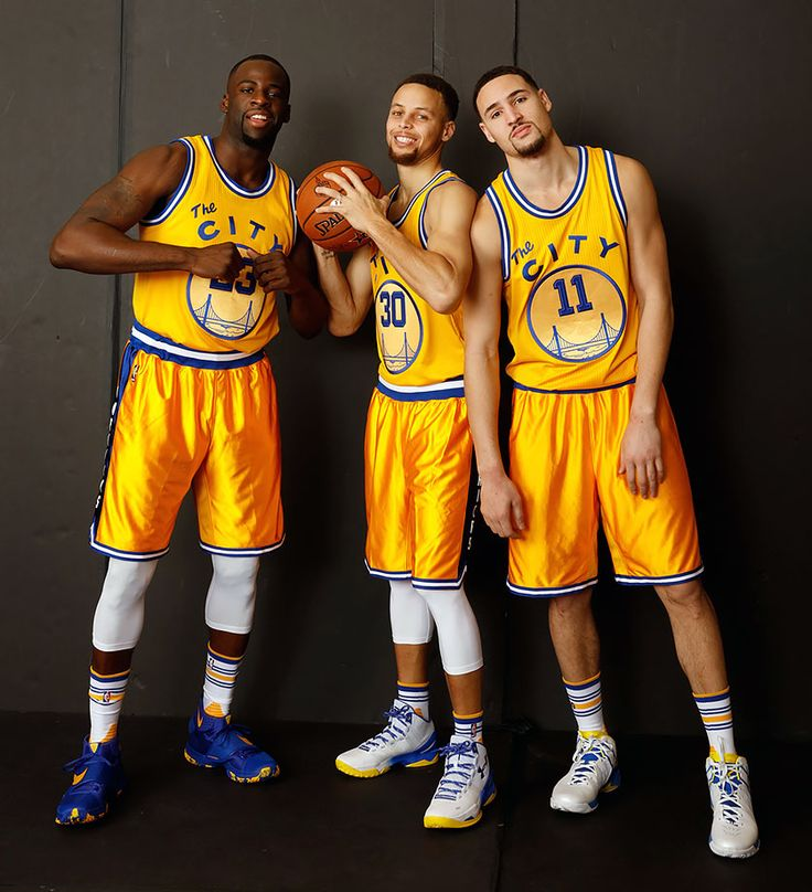 Golden State Warriors SI cover shoot outtakes