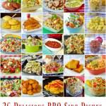 26 Barbecue Side Dishes photo collage