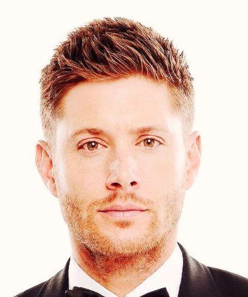 Jensen Ackles Spiky Hairstyles For Men Mens Hairstyles Spiky Hair Messy Hairstyles