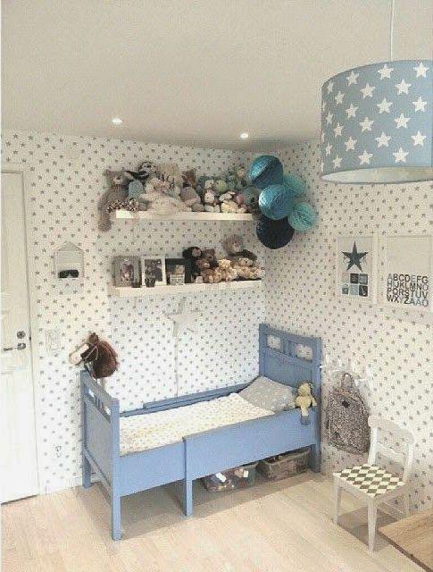 Voor meer kinderkamer inspiratie kijk ook eens op - Baby slaapkamer deco ...