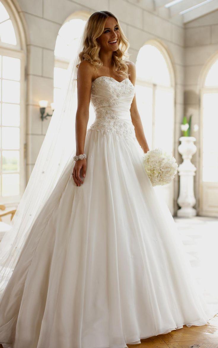29 besten Kleider Bilder auf Pinterest | Hochzeitskleider ...